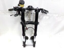07 08 09 10 11 12 Honda Cbr 600 600rr Cbr600rr Front Forks Suspension And Calipers