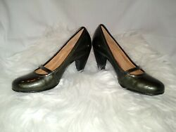 Womenand039s Shes Scofft Heels Size 6 1/2