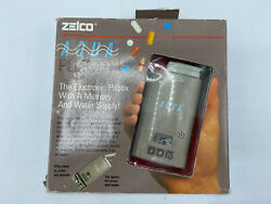Zelco Aqua Pill Timer W/a Memory And Water Supply Open Box