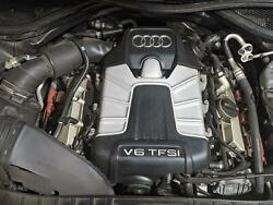 2012 Audi A6 Quattro 3.0l Engine Assembly Supercharge Gas 100k Motor 12 13 14 15