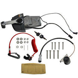 Quality Remote Throttle Control Console Box For Johnson And Evinrude 5006186