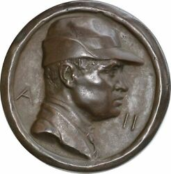 Johnson Medal. Ten-year Fascist Party. Voluntary National Security Militia.