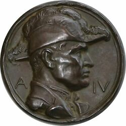 Johnson Medal. National Fascist Party By - Castiglioni. 120mm