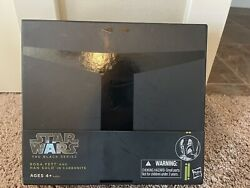 Star Wars Black Series Sdcc Boba Fett And Han Solo In Carbonite