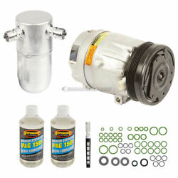 For Chevy Cavalier 1996-2001 Oem Ac Compressor W/ A/c Repair Kit Csw