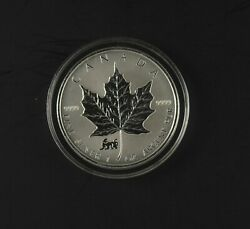 Canada 1oz 5 .9999 Silver Maple Coin - Select Your Year