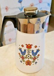 Corning Ware Country Festival Friendship Carafe-10 Cup