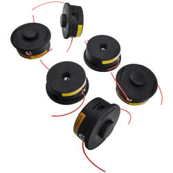 Trimmer Head 6pk Trimmer Bump Heads For Stihl Autocut 25-2 Fs44 String Trimmers