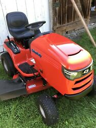 """2019 Simplicity Regent Lawn Mower Tractor 42"""" Deck 23hp Briggs Engine-low 21 Hrs"""