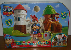 Fisher Price Mike The Knight Glendragon Castle Playset Sounds And Phrases