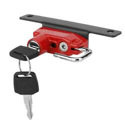 Motorcycle Helmet Lock Right Side Alloy Anti-theft For R Ninetred Ej