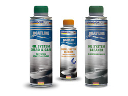 Boat-line Diesel + Oil System Cleaner + Oil System Guard Care Made In Germany