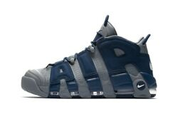 Nike Air More Uptempo And03996 Georgetown Cool Grey Navy 921948-003 Size 10.5-13
