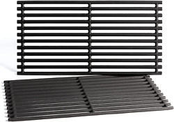 Cast Iron Cooking Grates 2-pack 17 For Charbroil Performance Nexgrill Evolution