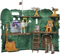 Masters Of The Universe Origins Castle Grayskull Playset Motu In Hand And Direct