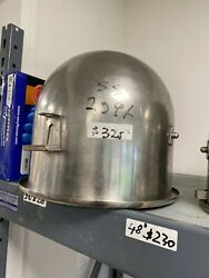 Mixer Hobart Bowl 20 Qts A - 200 T  Stainless Steel