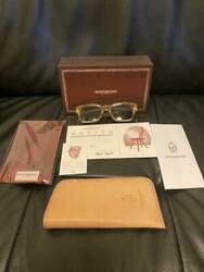 Jacques Marie Mage Limited Of 250 Worldwide Sunglasses Molino Men Used