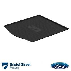 Genuine Ford Mustang Mach-e Rear Rubber Boot Liner Mat 2465296