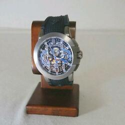 Harry Winston Watch Project Z9 Zalium Chronograph Limited To 300pcs In The World