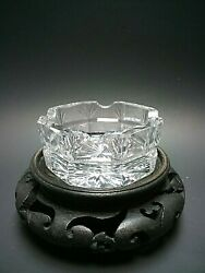 Waterford Crystal Ashtrayoctagonal Shape3.5 Dianever Usedexcellent