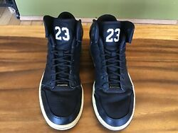 Nike Black Jordan#x27;s #23 Size 7 See Pictures