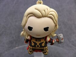 Marvel What If NEW * Party Thor Clip * Blind Bag Key Chain Monogram