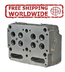 New Engine Cylinder Head Bare With Guide For Cummins Nh 220/495/743 Bm 60971