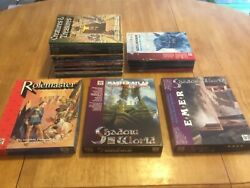 Ultimate Rolemaster Shadow World Bundle 35+ Items All Were Never Used
