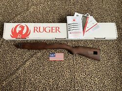 Factory Oem Ruger 10/22 M1 Carbine-style Stock 21138 Talo Exclusive