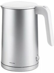 Zwilling Enfinigy Cool Touch Kettle 1.5l Silver 53101-200 New