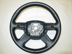 A6 Audi A1 A4 A5 A7 A8 Q5 Q7 Genuine Leather Steering Handle Management Number