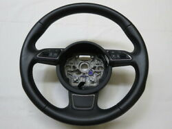 A1 Audi A3 A4 A5 A6 A7 Q5 Q7 Genuine Leather Steering Handle Management Number