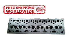 New Engine Cylinder Head Bare With Guide For Mercedes Benz Om 352 3520105220