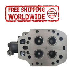 New Engine Cylinder Head Bare With Guide For Mercedes Benz Om 355 A 3550100620