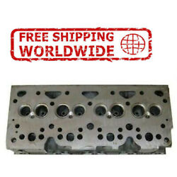 New Engine Cylinder Head Bare With Guide For Mercedes Benz Om 364 3640102120