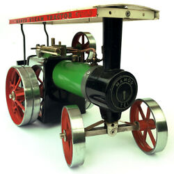 A Fine Early 1960s Mamod Te1 Live Steam Traction Engine