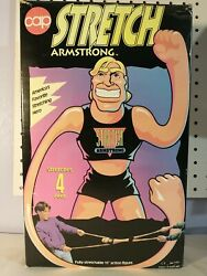Vintage Cap Toys Stretch Armstrong Toy 1992 In Box W/ Manual 15 4 Ft Very Good