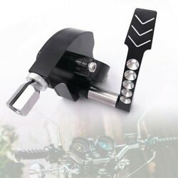 7/822mm Universal Thumb Throttle Assembly Speed Control Lever Thumb For Honda