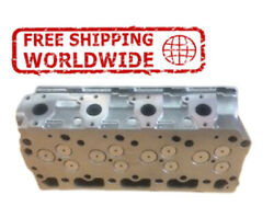 New Engine Cylinder Head Bare With Guide For Mercedes Benz Om 904 9040100232