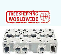 New Engine Cylinder Head Bare With Guide For Scania Dsc11 110/111/112