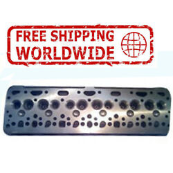 New Engine Cylinder Head Bare With Guide For Tata 1612 2525 0115 0159