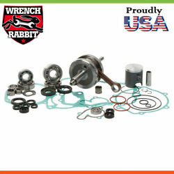 Wrench Rabbit Complete Engine Rebuild Kit For Yamaha Yz85 02-17