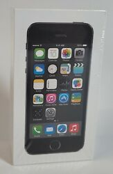 Brand New Apple Iphone 5s - 16gb - Space Gray Unlocked A1533 Gsm