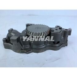 New D924 Oil Pump 9889094a For Libherr Engine Parts