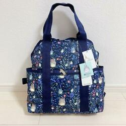 Lesportsac 2021 New Cute Backpack With Totoro Motif 2442 Double Trouble Backpack