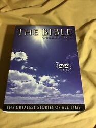 The Bible Collection 7 Dvd Set Greatest Stories Of All Time