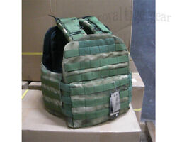 Flyye Armor Chassis Gen2 Plate Carrier Molle Tactical Vest - A-tac Fg