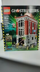 Lego 75827 Ghostbusters Firehouse Headquarters New Factory Sealed