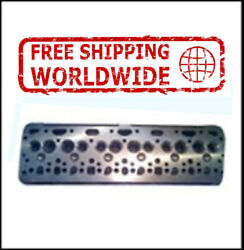 New Engine Cylinder Head Bare With Guide For Tata 407 2534 0115 0153