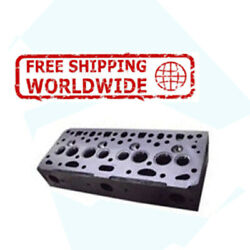 New Engine Cylinder Head Bare With Guide For Tata 709 2527 0115 0116